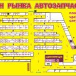 Банер план рынка Автозапчастей