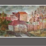 Витебск.Старый город.Осень